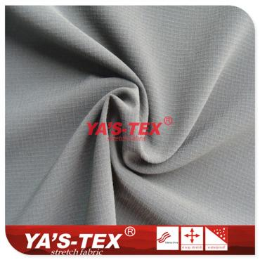 4 Way Spandex Fabric,Lattice Cloth