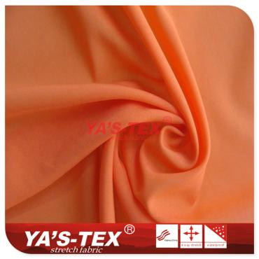 Ultra-thin four-way stretch fabric