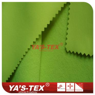 Two - way stretch fabric composite cloth