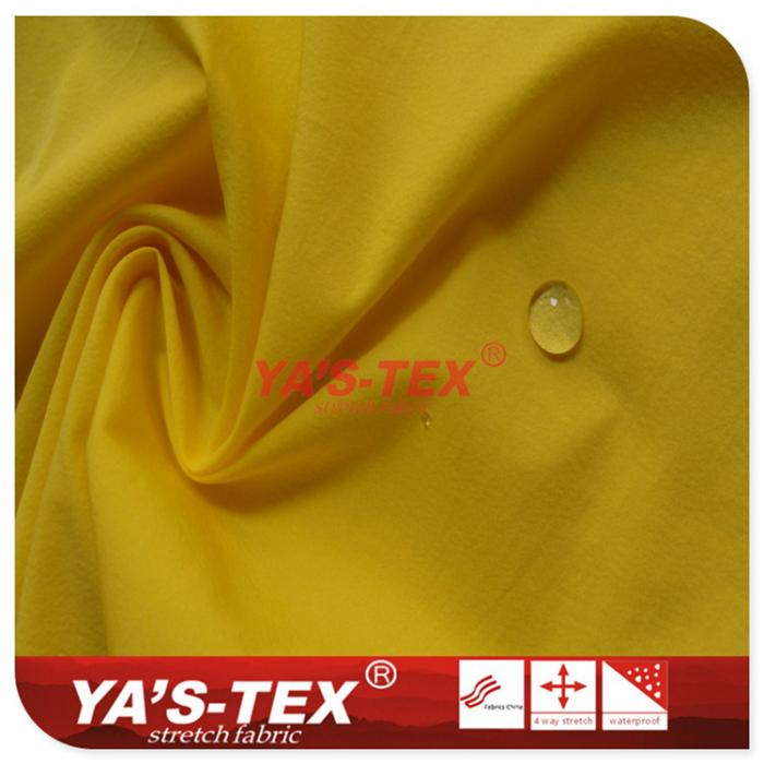 Nylon four-way stretch, waterproof wear-resistant function, outdoor sports sun clothing skin clothing fabric