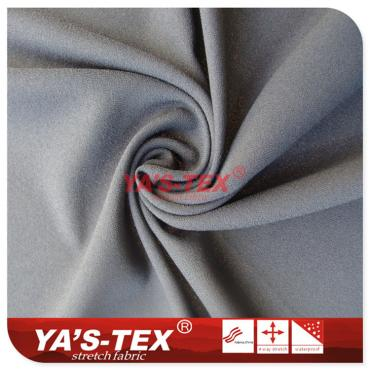Polyester four-way stretch, chaos polyester