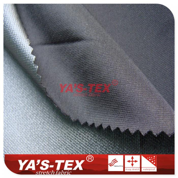 polyester four-way stretch composite TPU