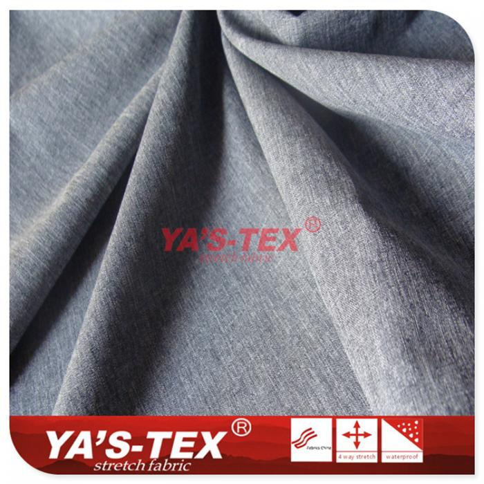 New cationic fabric,Polyester four-way stretch