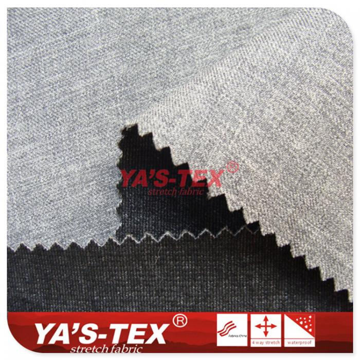 Twill dyeing, cationic polyester fabric