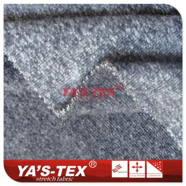 Bamboo charcoal double - sided fleece