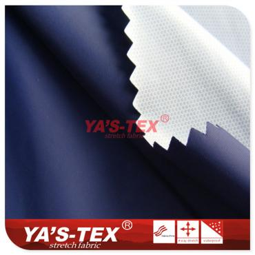 All nylon non-elastic cloth paste color film