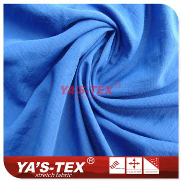 Nylon non-elastic lattice fabric