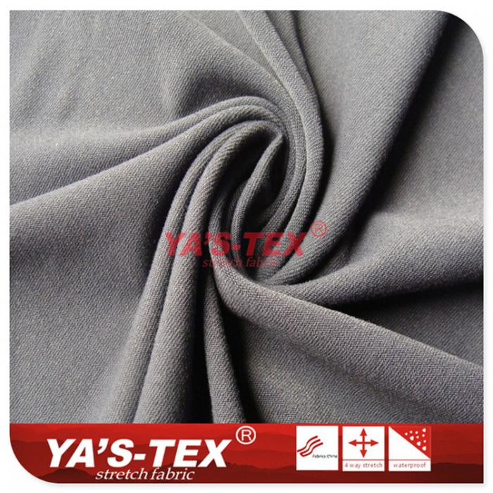 Nylon knitted four-way stretch