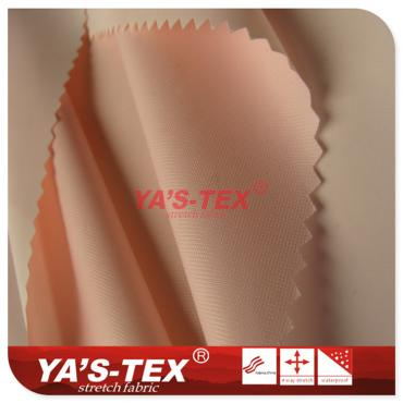 polyester knitted four-way Stretch paste PU film