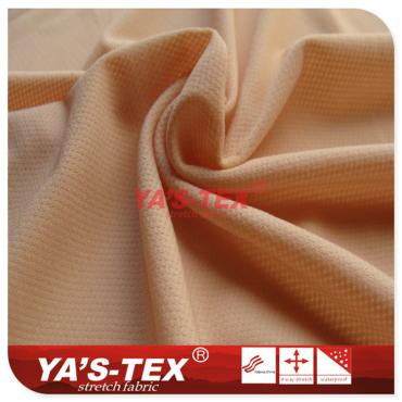 Warp nylon butterfly mesh cloth, nylon spandex stretch