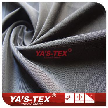 Warp knitted polyester 50D semi-light / light-colored cloth