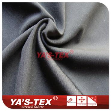 Nylon knitted stretch cloth, mountaineering jackets fabric