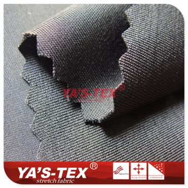 Polyester knitted jersey, high elasticity
