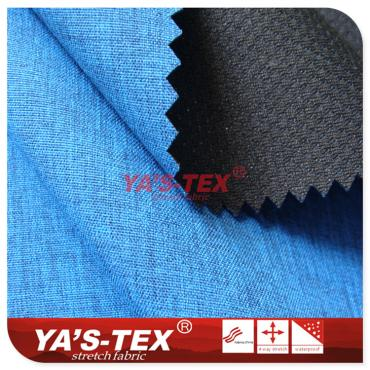 Features Cube three-layer composite fabric