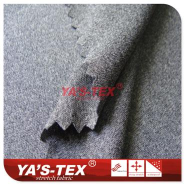 Ultra-thin ultra-soft knitted cationic jersey
