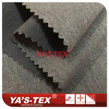 Polyester nylon blended four - way stretch