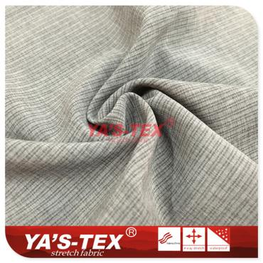 30D polyester cationic four-way stretch