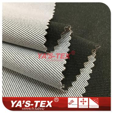 Cationic jacquard climbing cloth,  two-color wear-resistant sportswear fabric