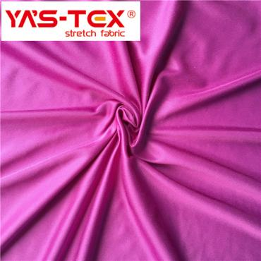 Polyester eco-yarn knitted fabrics, reproducible