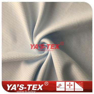 Polyester knitted small mesh cloth