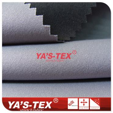 30D polyester knitted fabric composite, three-layer composite softshell