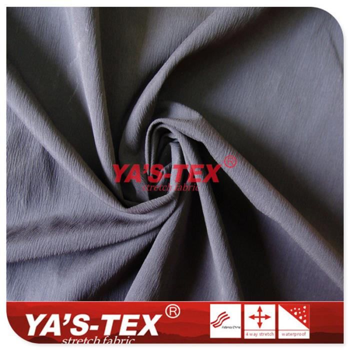 20D matt nylon weft, ultra-thin and ultra-thin, two-way stretch summer apparel fabric