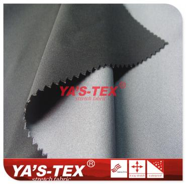 100D four-sided elastic composite 50D knitted fabric, TPU three-layer composite
