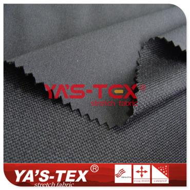 150D polyester jacquard four-way stretch, graphene fabric