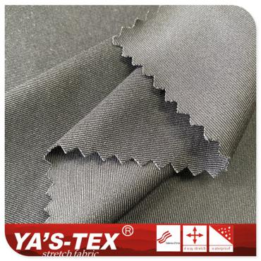 240gsm polyester weft knitted fabric, soft and smooth, good elasticity, milk silk